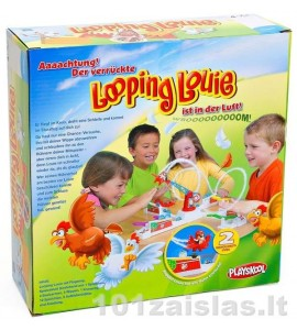 """Playskool"" firmos stalo žaidimas ""Looping Louie"""