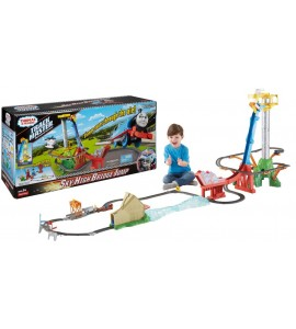 """Thomas and Friends"" motorizuota trasa ""Sky High Bridge Jump"""
