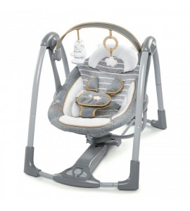 "Ingenuity supynės kūdikiams ""Swing'n'Go Portable Swing"" Boutique Collection"