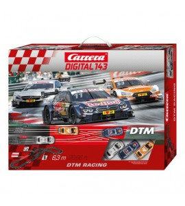 Carrera DIGITAL 143 DTM racing trasa !!