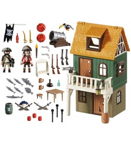 """Playmobil"" piratų namas 4796"