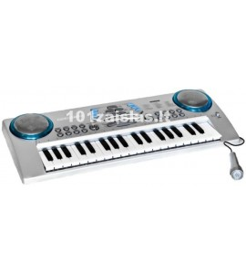 """PlayOn"" pianinas su mikrofonu ""37 Keys Electronic Keyboard"""